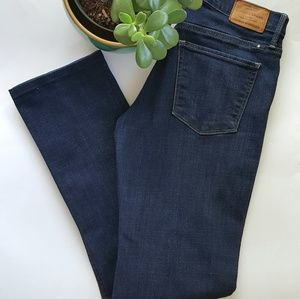 {Lucky} Brooke Straight Jeans Size 6 / 28